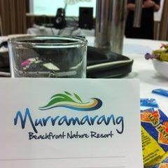 Photo taken at Murramarang Beachfront Nature Resort by Benny B. on 9/13/2012