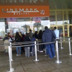 Photo taken at Cinemark Malvinas Argentinas by Ariel R. on 8/2/2012