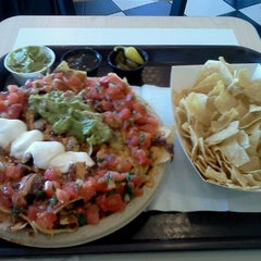 Photo taken at Baja Fresh by Paul L. on 3/6/2012