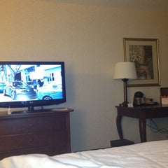 Photo taken at DoubleTree by Hilton Hotel Orlando Airport by Jojan P. on 8/11/2012