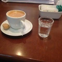 Photo taken at Café Noar by Daniel S. on 3/7/2012
