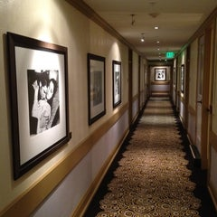 Photo taken at Hotel deLuxe by Justin R. on 2/16/2012