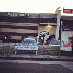 Photo taken at McDonald's by David H. on 8/20/2012