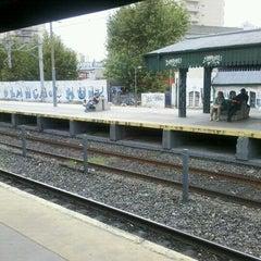 Photo taken at Estación Lanús [Línea Roca] by mr z. on 3/21/2012