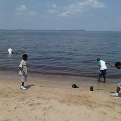 Photo taken at Chesapeake Bay by Gregory M. on 7/16/2012
