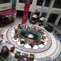 Photo taken at Al Aali Mall | مجمع العالي by Masood B. on 6/15/2012
