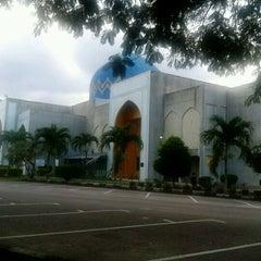 Photo taken at Masjid Jamek Paka by Ahmad Wafee S. on 3/17/2012