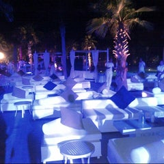 Photo taken at Nasimi Beach by Jennifer K. on 9/13/2012