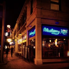 Photo taken at Blueberry Hill by Amanda H. on 6/28/2012