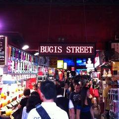 Photo taken at Bugis Street by Javito C. on 5/26/2012