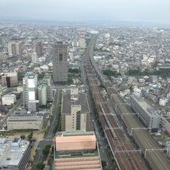Photo taken at オークラ アクトシティホテル浜松 (Okura Act City Hotel Hamamatsu) by U1 Mochi on 6/6/2012