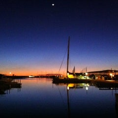 Photo taken at Pier 121 Marina by Ivan P. on 3/3/2012