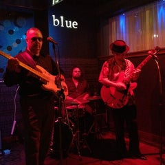 Photo taken at Gingko Blue by Melisa J. on 2/12/2012