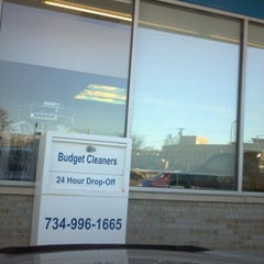Photo taken at Budget Cleaners by DRR on 2/27/2012