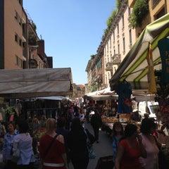 Photo taken at Mercato Isola by Federico S. on 5/29/2012