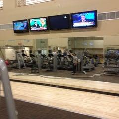 Photo taken at Equinox Sports Club Washington, D.C. by Brian W. on 6/1/2012