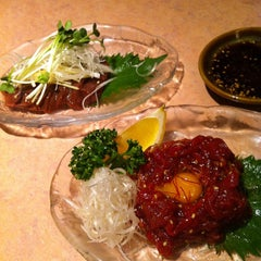 Photo taken at 焼肉 金剛苑 by TheYossy on 4/27/2012