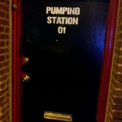 Photo taken at Pumping Station: One by Drew on 4/15/2012