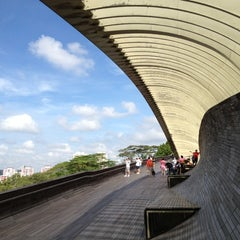 Photo taken at Henderson Waves by Hui hui K. on 3/11/2012