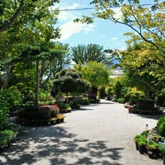 Photo taken at High Hand Nursery & Cafe by Daly C. on 8/18/2012
