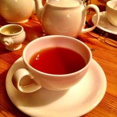 Photo taken at Green Tea by Marius B. on 2/18/2012