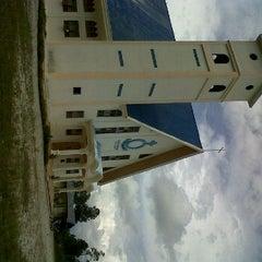 Photo taken at Gereja HKBP Sirisirisi Resort Sirisirisi by Sadvent M. on 2/5/2012