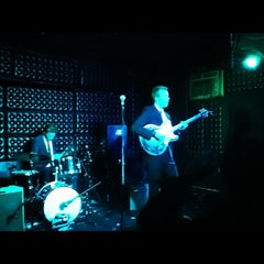 Photo taken at The Casbah by Tyler M. on 4/25/2012