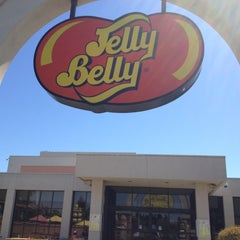 Photo taken at Jelly Belly Factory by Carolyn W. on 8/11/2012