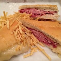 Photo taken at Islas Canarias Bakery by Jose Antonio C. on 8/1/2012