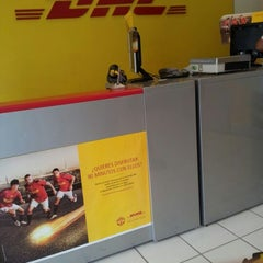 Photo taken at DHL Express by Silvestre F. on 7/24/2012