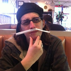 Photo taken at A&N Diner by Tristian R. on 3/4/2012