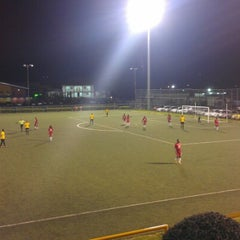 Photo taken at Concacaf/Center of Excellence by Keison A. on 7/15/2012
