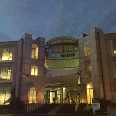 Photo taken at Yapı Kredi Bankacılık Üssü by Mustafa D. on 7/17/2012
