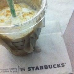 Photo taken at Starbucks Coffee by Louzel T. on 5/12/2012