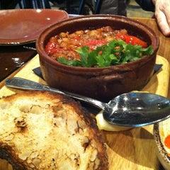 Photo taken at Balaboosta by Erin G. on 2/29/2012