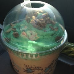 Photo taken at Caribou Coffee by Ashley A. on 3/17/2012