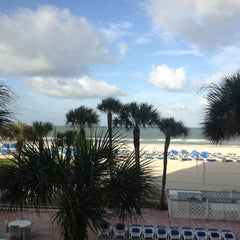 Photo taken at TradeWinds Island Resorts by Keith N. on 8/21/2012
