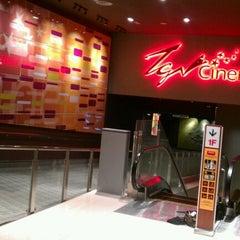 Photo taken at TGV Cinemas by Jake C. on 5/30/2012