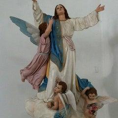 Photo taken at Igreja Nossa Senhora da Assunção by Vinícius H. on 5/16/2012