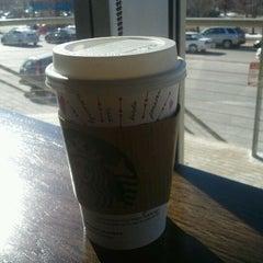 Photo taken at Starbucks by Ron W. on 2/12/2012
