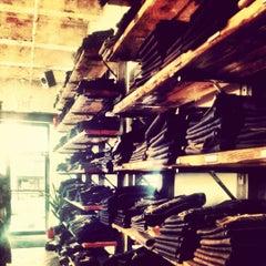 Photo taken at Brooklyn Denim Company by Dawud W. on 3/17/2012
