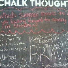Photo taken at Caribou Coffee by Rae A. on 5/19/2012