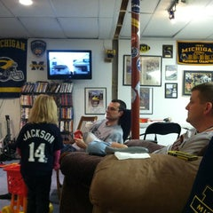 Photo taken at The Man Cave by Matt N. on 3/4/2012