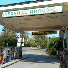 Photo taken at Rexville Grocery by Kathy J. on 9/13/2012