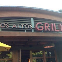 Photo taken at Los Altos Grill by Steven on 7/9/2012