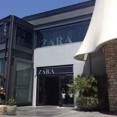 Photo taken at Zara by Antonio J P. on 8/1/2012