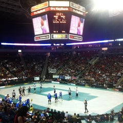 Photo taken at KeyArena at Seattle Center by Daniel G. on 3/25/2012