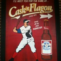 Das Foto wurde bei Cask 'n Flagon von Brian Z. am 9/12/2012 aufgenommen