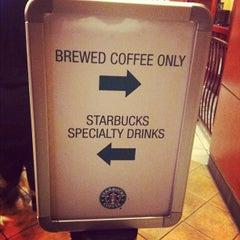 Photo taken at Starbucks by Achim H. on 3/5/2012