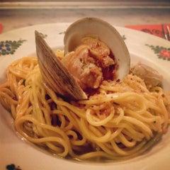 Photo taken at Osteria Morini by Mona W. on 7/25/2012